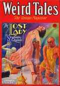 Weird Tales (1923-1954 Popular Fiction) Pulp 1st Series Vol. 17 #1