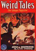Weird Tales (1923-1954 Popular Fiction) Pulp 1st Series Vol. 17 #2