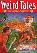 Weird Tales (1923-1954 Popular Fiction) Pulp 1st Series Vol. 17 #4