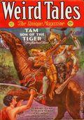 Weird Tales (1923-1954 Popular Fiction) Pulp 1st Series Vol. 18 #2