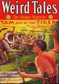 Weird Tales (1923-1954 Popular Fiction) Pulp 1st Series Vol. 18 #3