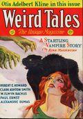 Weird Tales (1923-1954 Popular Fiction) Pulp 1st Series Vol. 18 #4