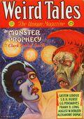 Weird Tales (1923-1954 Popular Fiction) Pulp 1st Series Vol. 19 #1