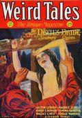 Weird Tales (1923-1954 Popular Fiction) Pulp 1st Series Vol. 19 #2