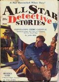 All Star Detective Stories (1929-1932 Clayton) Pulp Vol. 15 #4