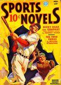 Sports Novels Magazine (1937-1952 Popular Publications) Pulp Vol. 1 #1