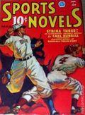Sports Novels Magazine (1937-1952 Popular Publications) Pulp Vol. 1 #2