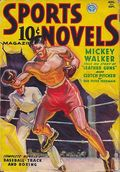 Sports Novels Magazine (1937-1952 Popular Publications) Pulp Vol. 1 #3