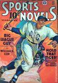 Sports Novels Magazine (1937-1952 Popular Publications) Pulp Vol. 3 #1