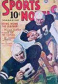 Sports Novels Magazine (1937-1952 Popular Publications) Pulp Vol. 3 #3