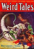 Weird Tales (1923-1954 Popular Fiction) Pulp 1st Series Vol. 21 #2