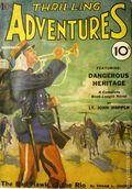Thrilling Adventures (1931-1943 Standard) Pulp Vol. 1 #1