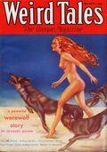 Weird Tales (1923-1954 Popular Fiction) Pulp 1st Series Vol. 21 #3