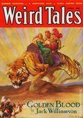 Weird Tales (1923-1954 Popular Fiction) Pulp 1st Series Vol. 21 #4