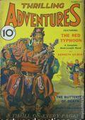 Thrilling Adventures (1931-1943 Standard) Pulp Vol. 1 #2