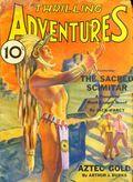 Thrilling Adventures (1931-1943 Standard) Pulp Vol. 1 #3