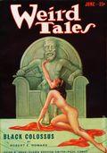 Weird Tales (1923-1954 Popular Fiction) Pulp 1st Series Vol. 21 #6