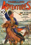 Thrilling Adventures (1931-1943 Standard) Pulp Vol. 1 #4