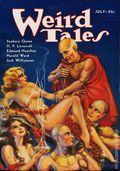 Weird Tales (1923-1954 Popular Fiction) Pulp 1st Series Vol. 22 #1