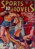 Sports Novels Magazine (1937-1952 Popular Publications) Pulp Vol. 3 #4
