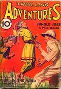 Thrilling Adventures (1931-1943 Standard) Pulp Vol. 2 #2