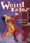 Weird Tales (1923-1954 Popular Fiction) Pulp 1st Series Vol. 22 #2