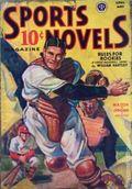 Sports Novels Magazine (1937-1952 Popular Publications) Pulp Vol. 4 #1