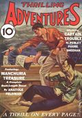 Thrilling Adventures (1931-1943 Standard) Pulp Vol. 2 #3