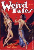 Weird Tales (1923-1954 Popular Fiction) Pulp 1st Series Vol. 22 #3