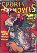 Sports Novels Magazine (1937-1952 Popular Publications) Pulp Vol. 4 #2