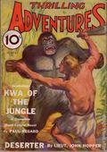 Thrilling Adventures (1931-1943 Standard) Pulp Vol. 2 #4