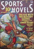 Sports Novels Magazine (1937-1952 Popular Publications) Pulp Vol. 4 #3