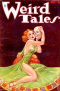 Weird Tales (1923-1954 Popular Fiction) Pulp 1st Series Vol. 22 #5