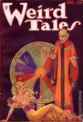 Weird Tales (1923-1954 Popular Fiction) Pulp 1st Series Vol. 22 #6
