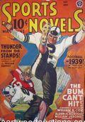 Sports Novels Magazine (1937-1952 Popular Publications) Pulp Vol. 4 #4