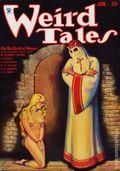 Weird Tales (1923-1954 Popular Fiction) Pulp 1st Series Vol. 23 #1