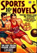 Sports Novels Magazine (1937-1952 Popular Publications) Pulp Vol. 5 #1