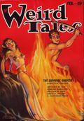 Weird Tales (1923-1954 Popular Fiction) Pulp 1st Series Vol. 23 #2