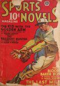 Sports Novels Magazine (1937-1952 Popular Publications) Pulp Vol. 5 #3