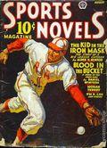 Sports Novels Magazine (1937-1952 Popular Publications) Pulp Vol. 5 #4