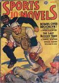 Sports Novels Magazine (1937-1952 Popular Publications) Pulp Vol. 6 #1