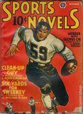 Sports Novels Magazine (1937-1952 Popular Publications) Pulp Vol. 6 #2