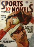 Sports Novels Magazine (1937-1952 Popular Publications) Pulp Vol. 6 #4