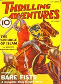 Thrilling Adventures (1931-1943 Standard) Pulp Vol. 3 #2