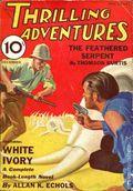 Thrilling Adventures (1931-1943 Standard) Pulp Vol. 4 #1