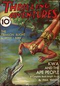 Thrilling Adventures (1931-1943 Standard) Pulp Vol. 4 #2