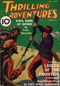 Thrilling Adventures (1931-1943 Standard) Pulp Vol. 4 #3