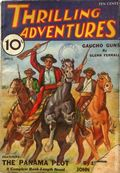 Thrilling Adventures (1931-1943 Standard) Pulp Vol. 5 #2