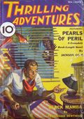 Thrilling Adventures (1931-1943 Standard) Pulp Vol. 5 #3