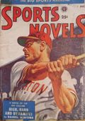 Sports Novels Magazine (1937-1952 Popular Publications) Pulp Vol. 7 #2